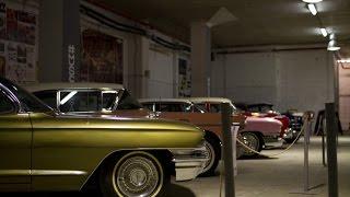 Выставка muscle garage spb