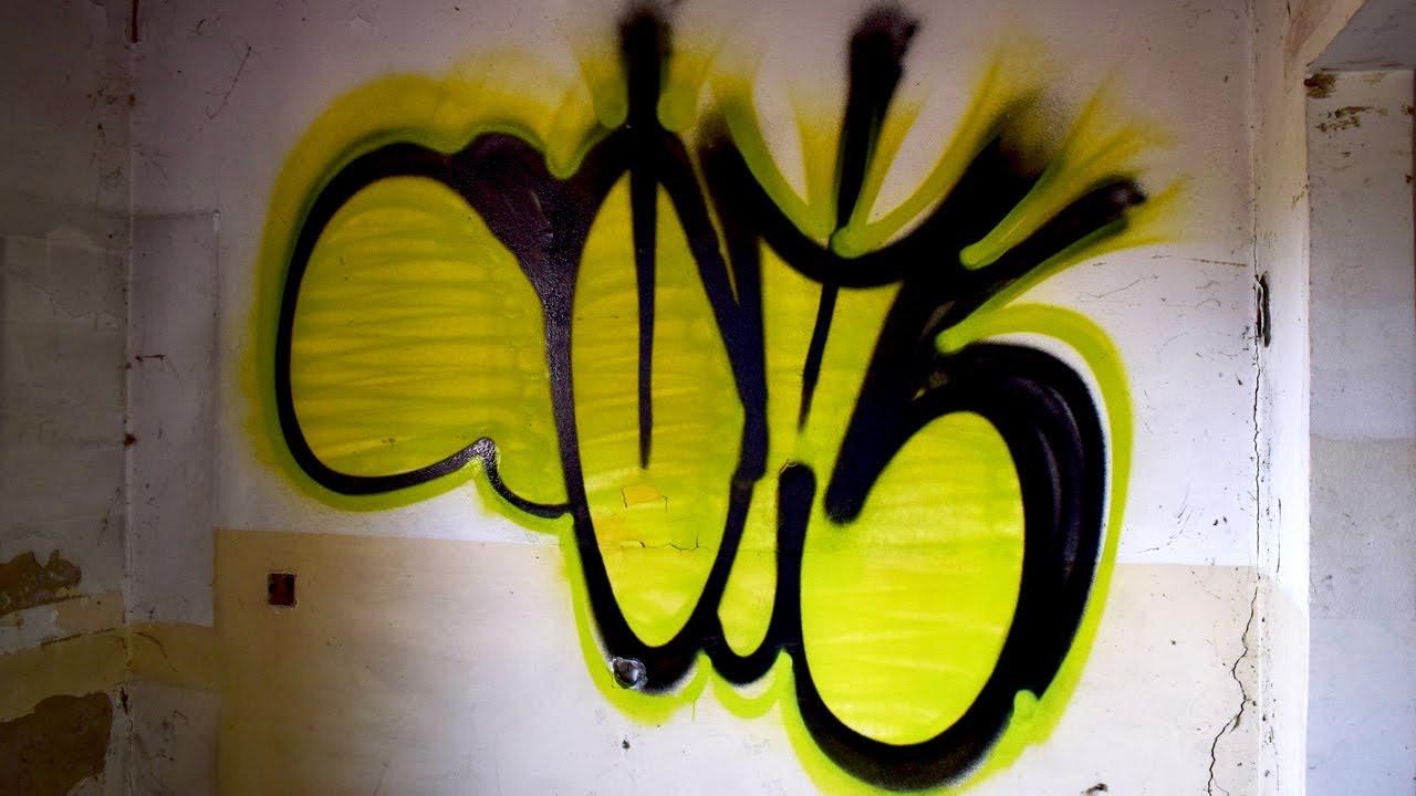 GRAFFITI - Tank - Throw Up - Mojito Green