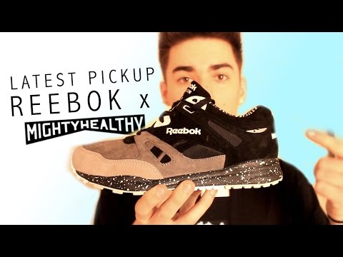 the latest 1ee64 7efef Review   Reebok x Mighty Healthy - Ventilator - YouTube