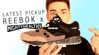 62d4113064cf Reebok Classics Ventilator Glo Sneaker Pack Unboxing Review + On ...