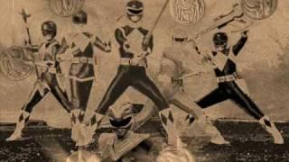 MMPR Theme (Dj Plasmic Nebula Drum GGR 07 Remix)