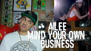 OH SHE BAD NOW!? | Ailee - Mind Your Own Business Teaser Reaction