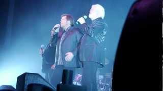 OSMONDS THE FINAL TOUR UK 2012 - Its Raining