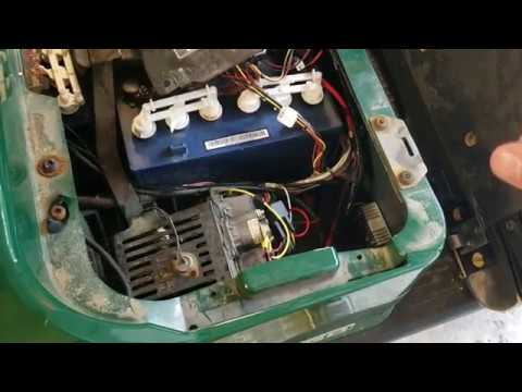 2008 2018 Ezgo Rxv 48 To 12 Volt Accessory Circuit Relay How To Youtube