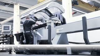 Изготовление светопрозрачных конструкций(Технологический центр, испытательная лаборатория Schuco., 2014-05-23T12:18:14.000Z)
