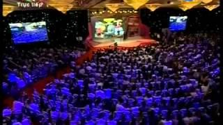 Nick Vujicic Chào Việt Nam 225 VTV1 P1 Diễn thuyết