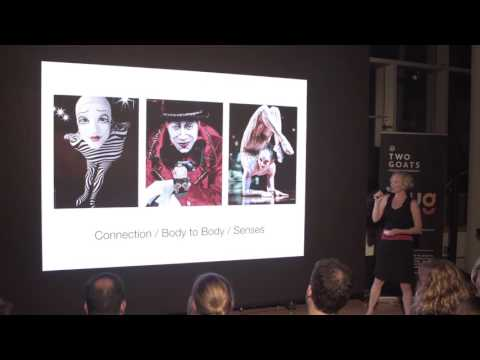 Glug NYC: Women Disrupters - Gillian Ferrabee