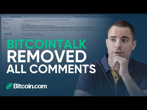 Theymos Is Deleting Bitcoin's History - Roger Ver