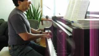 The Shadow of Your Smile - Izak Matatya, piano