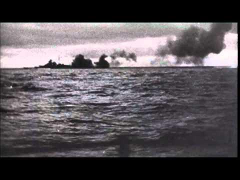 THE PRINZ EUGEN FILM   The Battle of the Denmark Strait
