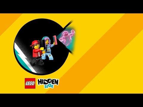 The LEGO Hidden Side 70425 - школа с привидениями Ньюбери