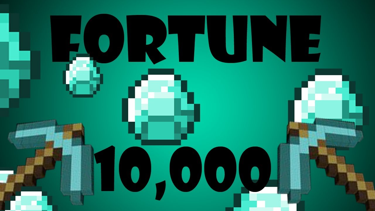 Fortune 10,000 Pickaxe
