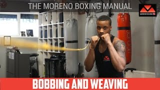 How To Roll Under Punches in Boxing