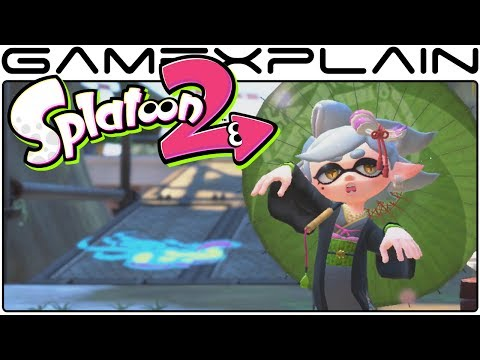 Splatoon 2 - Single Player Trailer (High Quality!)
