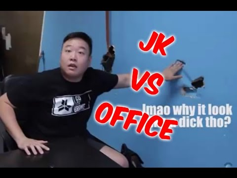 JKNews/Party Office Destruction