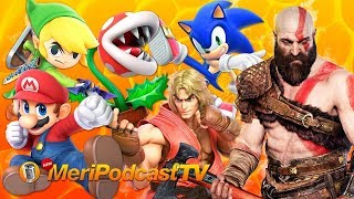 MeriPodcast 12x14: Super Smash Bros. Ultimate, Ganadores The Game Awards 18 y Beyond good and Evil 2