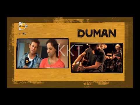 Duman@Edirne Konseri-Röportaj (Dream TV)