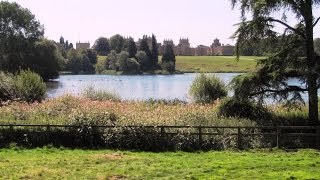 Oxfordshire Country Walk   Cotswolds   Blenheim Palace   Woodstock to Wootton round