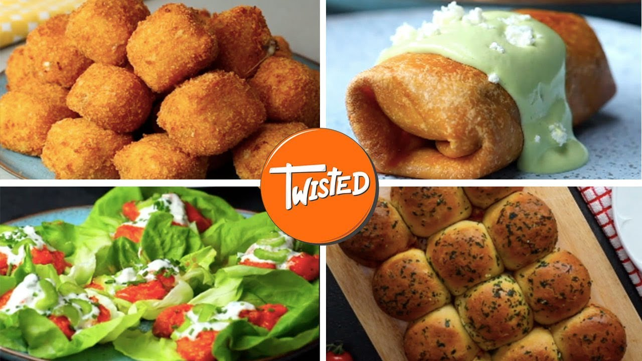 9 Epic Finger Food Party Recipes | Twisted