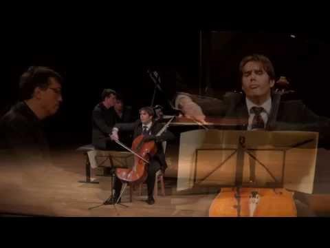 Claude DEBUSSY Sonate pour violoncelle et piano Christophe Morin, Eric Le Sage.