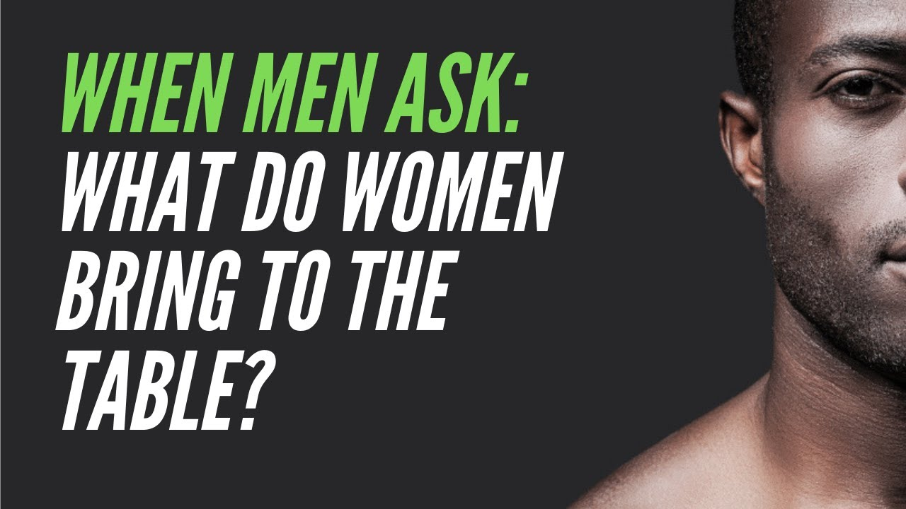 Download When Men Ask: What Do Women Bring to The Table?