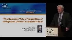 Integrated Control and Electrification w/ ARC's Larry O'Brien @ 2015 ARC Industry Forum Orlando