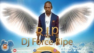Jordan x G Frass - Rest Ina Paradise (Dj Force Ripe) June 2018