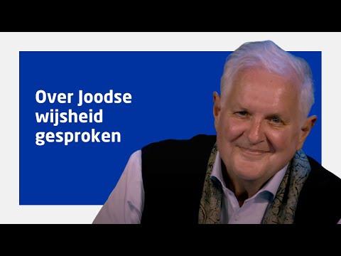 Otto De Bruijne Over 'Over Joodse Wijsheid Gesproken'