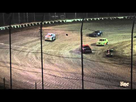 Moler Raceway Park   5.15.15   Tarvin Auto Service Freedom 4's   Feature
