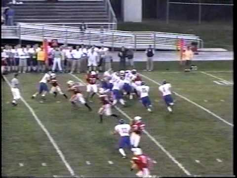 Downingtown Football vs. Pocono Mountain - 2000 Season