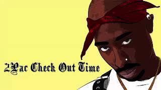 2Pac ft. Big Syke, Kurupt and Natasha Walker - Check Out Time DJ Moey Remix Mp3