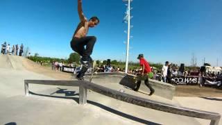 Inauguración Skatepark de Gral. Deheza