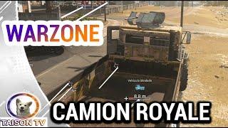 Warzone Nuevo Camion Blindado Royale! Me toca sacarme el Rabo con Ramdoms!