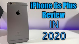 iPhone 6s Plus Review - Still worth it in 2020
