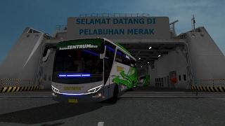 Euro Truck Simulator 2 | Po. Zentrum MK Menyusuri  tol jagorawi | Bogor - Merak