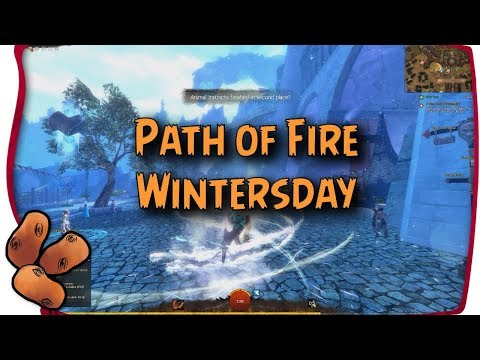 Guild Wars 2 - Wintersday 2017 Arrives With A New Mounted Race, 16 New Outfits & More