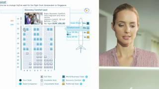 KLM online check-in instruction screenshot 4