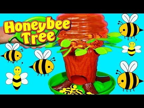 Honeybee Tree Game & SURPRISE TOYS Blind...