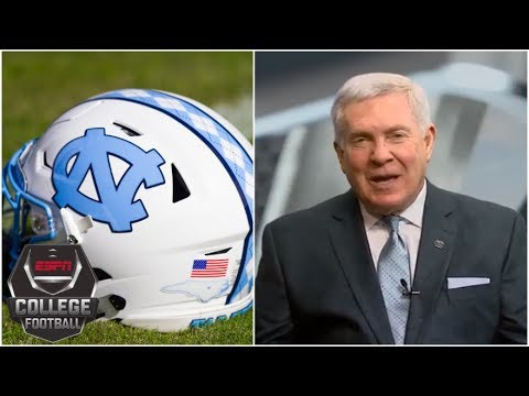 Mack Brown explains taking UNC football job | College Football Live