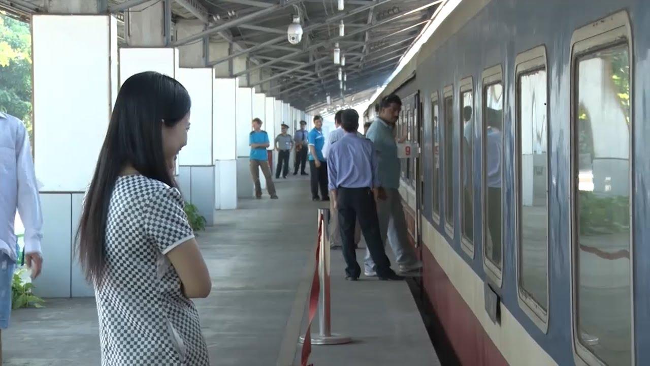 Đường sắt Sài Gòn giảm giá vé dịp khai trương các toa tàu mới