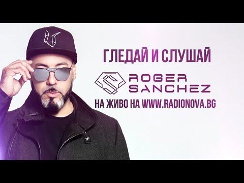ROGER SANCHEZ @ RADIO NOVA