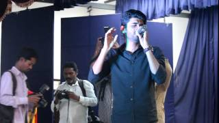 Gambar cover Banjara - Mohammed Irfan live in Hyderabad.
