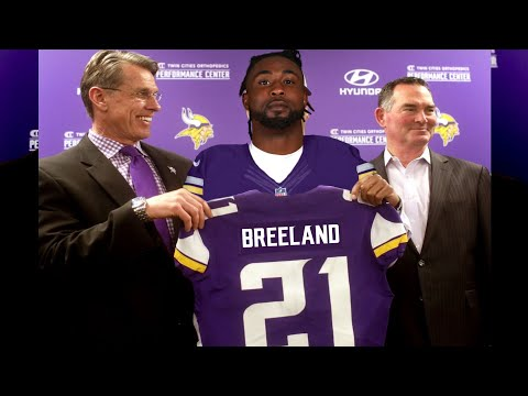 What Will Bashaud Breeland's Role be with the Minnesota Vikings