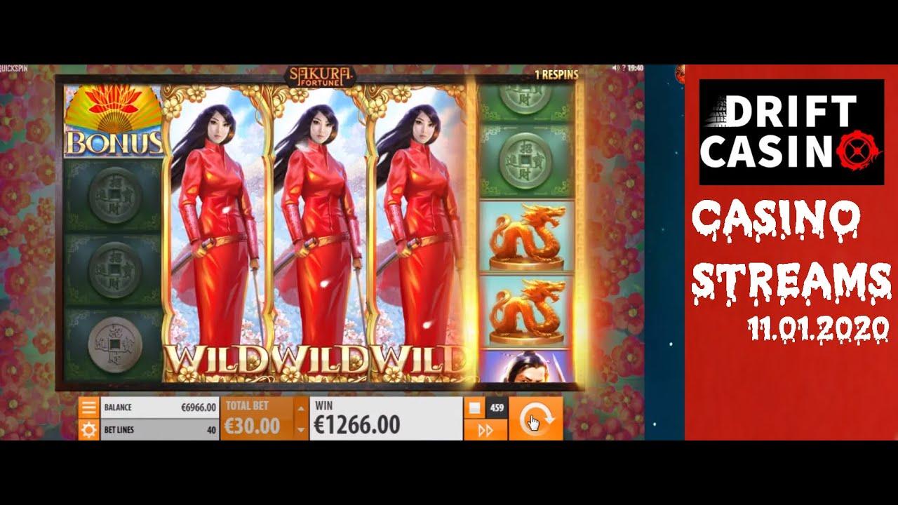 список всех казино онлайн