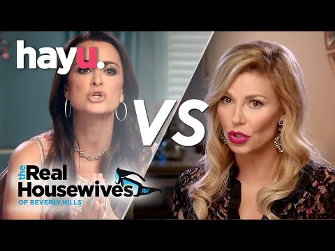 Brandi Snaps at Kyle in Amsterdam // The Real Housewives of Beverly Hills // Season 5