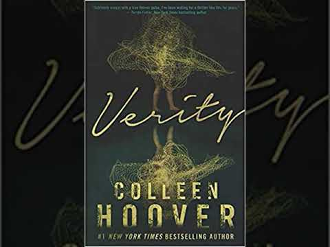 Honest Book Review of VERITY by COLLEEN HOOVER