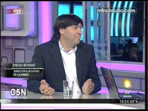 C5N - POLITICA: ENTREVISTA A DIEGO BOSSIO EN MAÑANAS ARGENTINAS (PARTE 2)