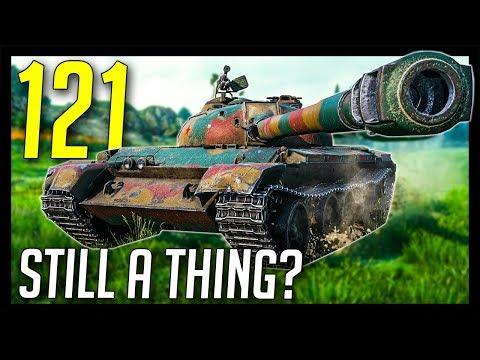 ► 121 - Still a Thing vs Object 430U? - World of Tanks 121 Gameplay