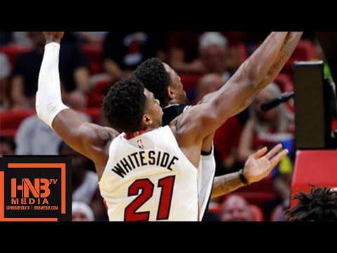 Miami Heat vs San Antonio Spurs Full Game Highlights | 11.07.2018, NBA Season