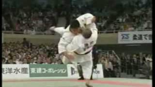 柔道 JUDO - YASUYUKI MUNETA - JudoAttitude